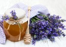 Полезные свойства натурального лавандового мёда