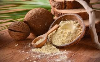 Польза кокосовой муки и клетчатки
