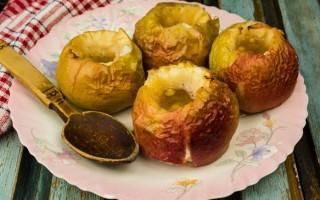Печеные яблоки для похудения: правила разгрузочных дней.