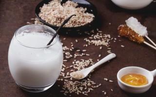 Рисовое молоко – польза и вред напитка