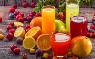 Понижающие давление соки