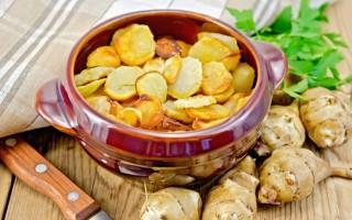 Инулин в продуктах питания