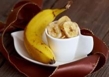 Польза и вред разных видов банановых чипсов