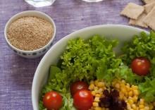 Кунжутная соль гомашио – полезные свойства и приготовление