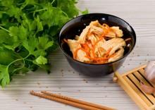 Польза и вред соевой спаржи по-корейски