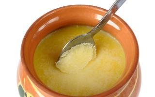 Польза и вред топлёного масла: преимущества перед сливочным маслом и опасения
