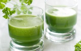 Польза и вред сока петрушки, лучшие рецепты