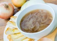 Польза и вред лукового супа: спасение от болезней и лишнего веса