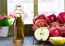 Полезные свойства яблочного уксуса и правила приема
