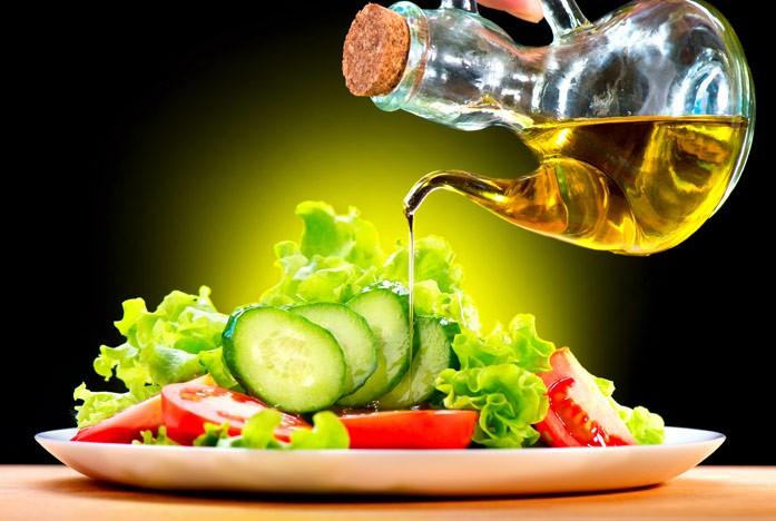 масло для салатов