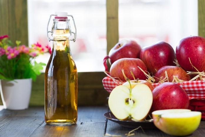 яблочный уксус для увеличения бюста
