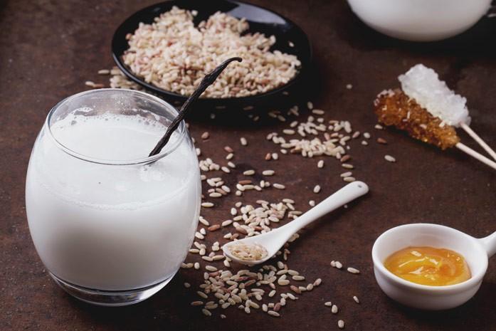 Как сделать рисовое молоко ребенку