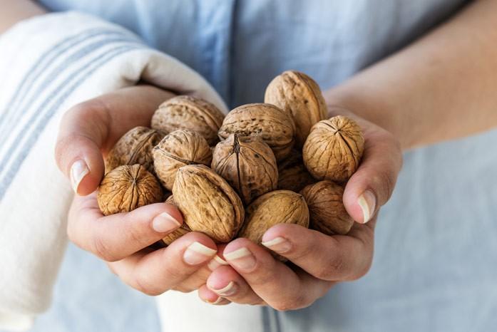 грецкие орехи для похудения