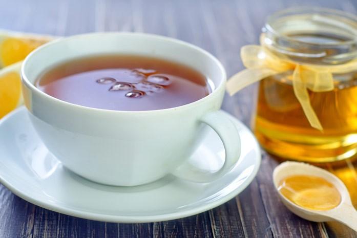 чай с медом беременным