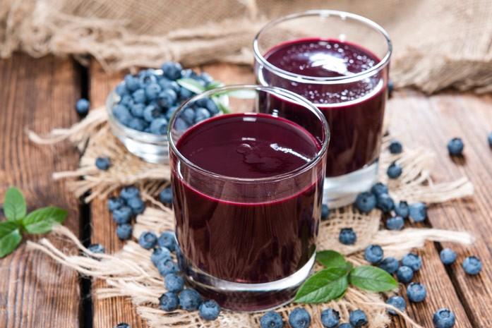 сок черники для похудения
