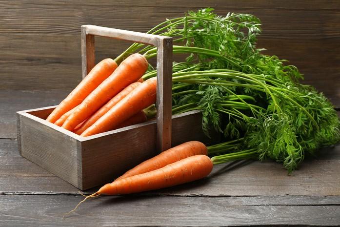 Морковная ботва полезные свойства