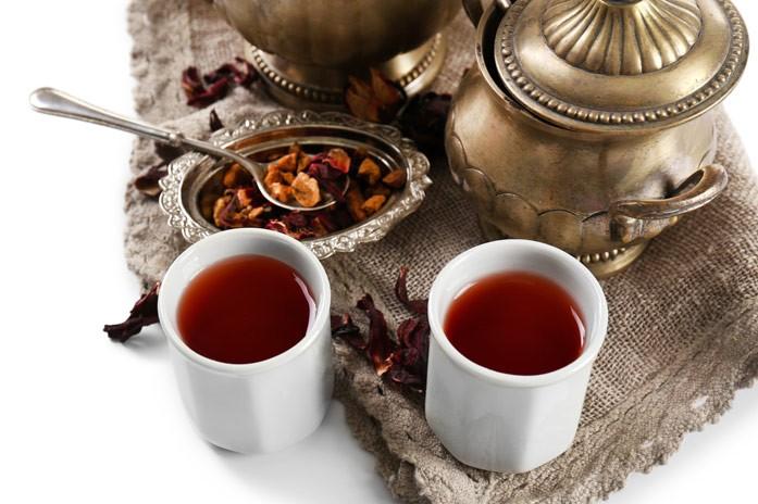 похудение с чаем каркаде