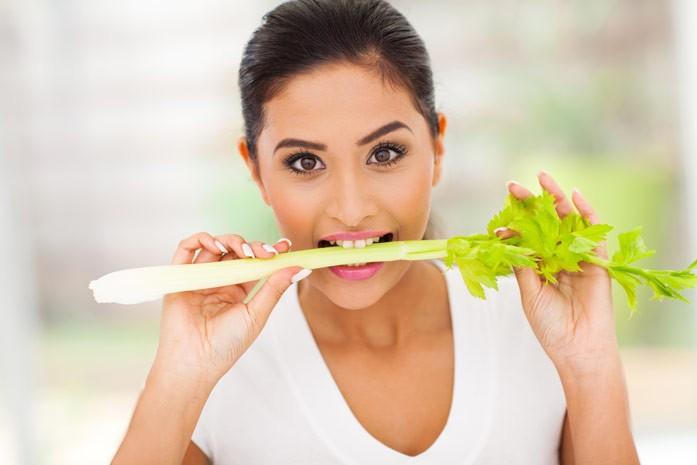 диета с сельдереем
