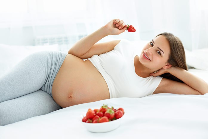 Чем полезна земляника беременным 329