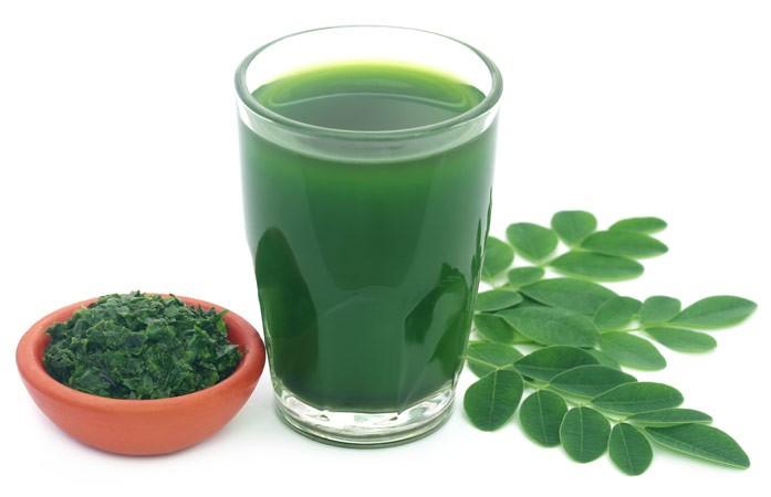напиток из листьев моринги