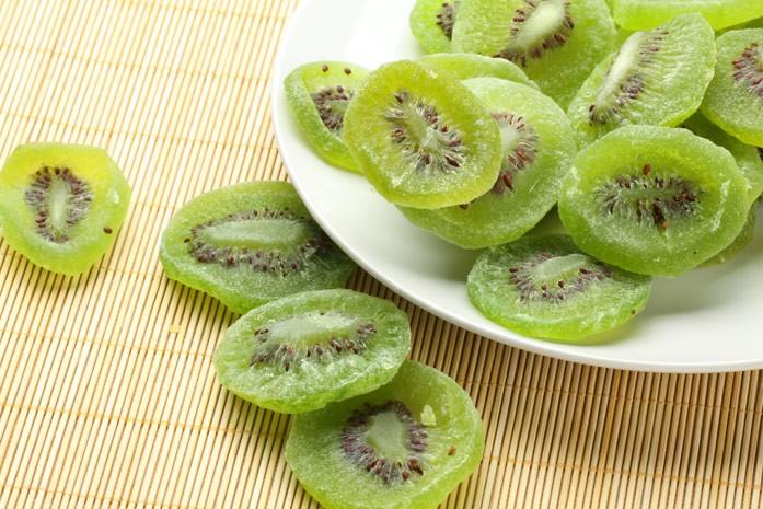 сушеные плоды киви