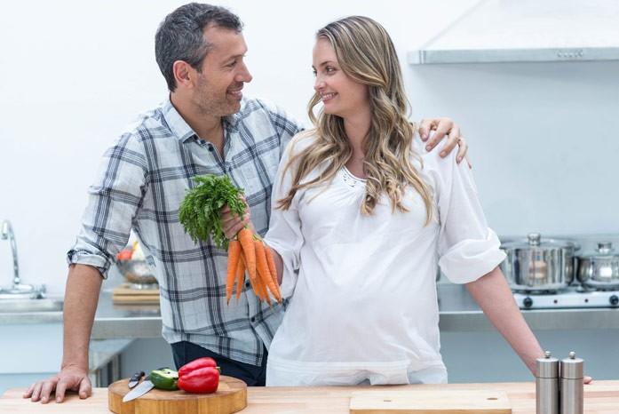 морковь для беременной