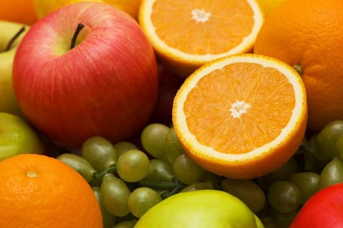 фрукты с пектином