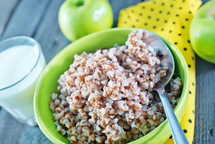 гречневая каша для похудения на завтрак