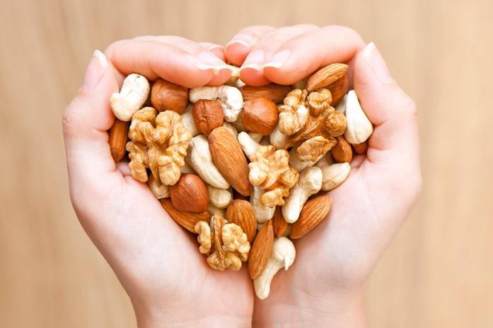 Какие орехи самые низкокалорийные