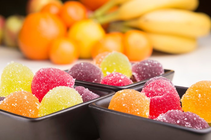 фруктовый мармелад
