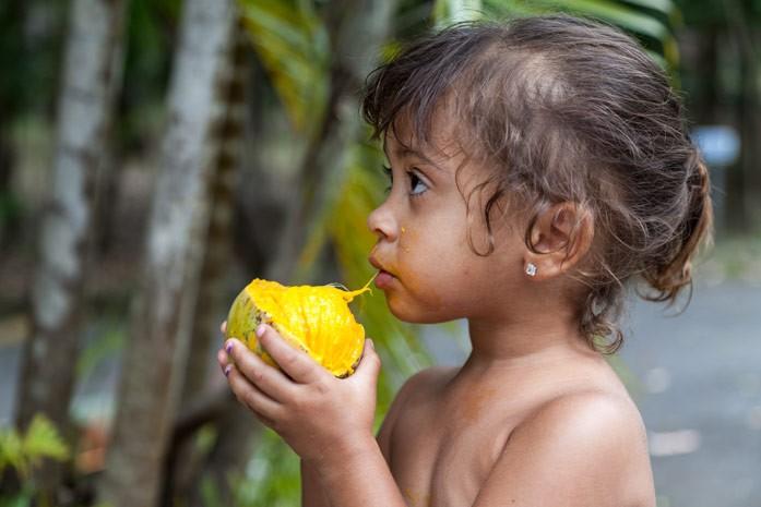 манго детям